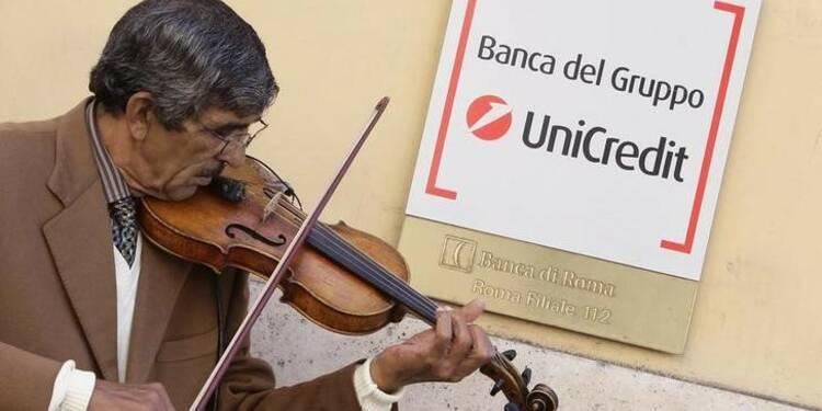 UniCredit: Accord avec les syndicats sur l'emploi avant l'appel au marché