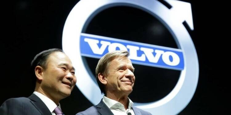 Automobile: Geely vise le top 10 mondial d'ici 2020