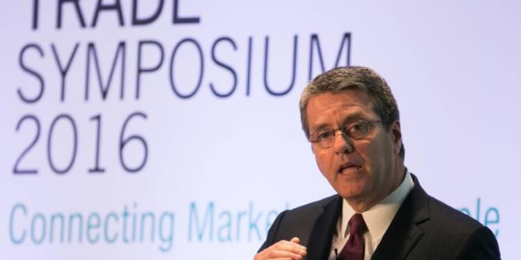 Commerce mondial: l'OMC prête à travailler avec Trump