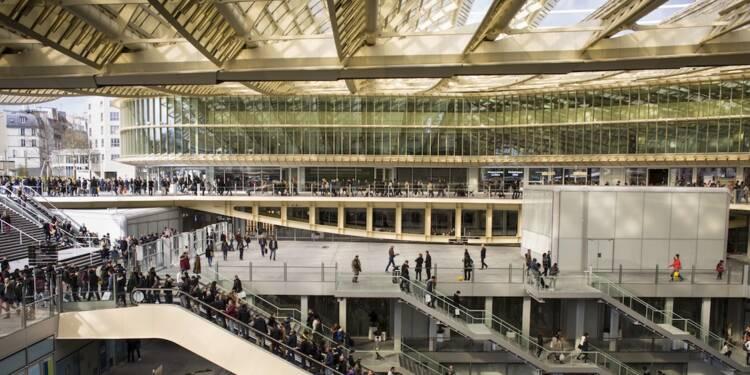 Canopée des Halles : maintenant, il faut payer pour boucher le toit !