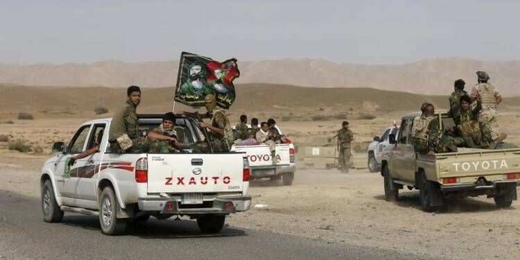 Les milices chiites irakiennes à l'offensive sur Tal Afar