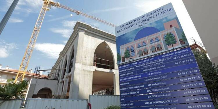 Le permis de construire de la mosquée de Fréjus jugé illégal