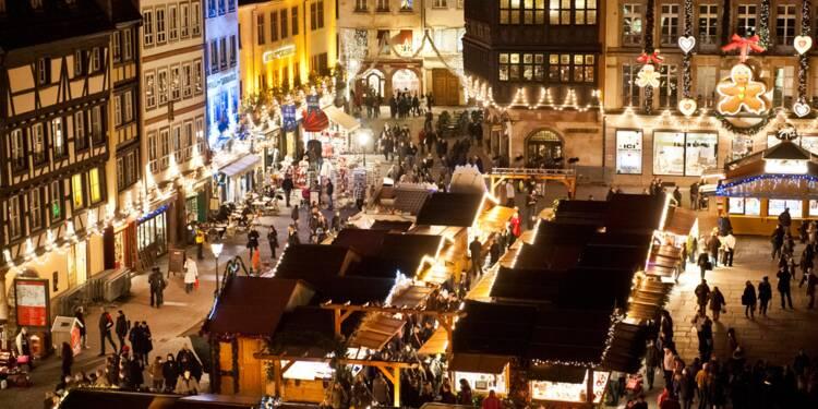 marché de noel strasbourg 2018 maintenu Marchés de Noël : un gros business pour Strasbourg malgré le coût  marché de noel strasbourg 2018 maintenu