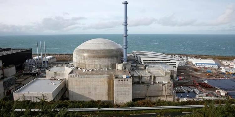 Explosion à la centrale nucléaire de Flamanville - Ouest France