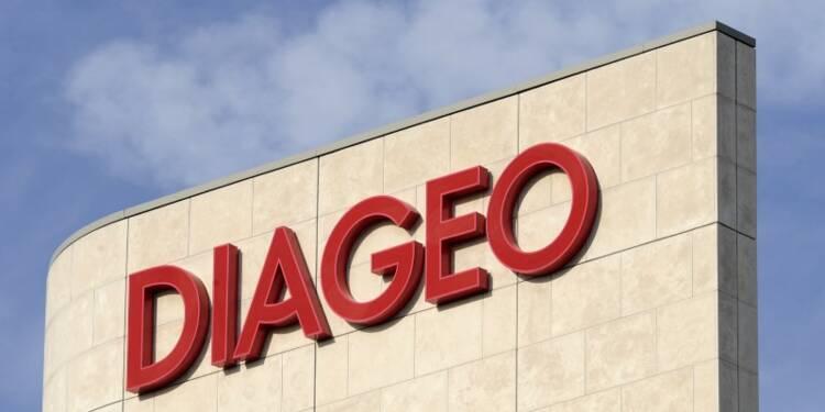 Diageo bat le consensus, le marché américain s'améliore