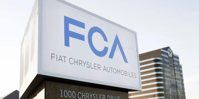 Fiat Chrysler accusé de tricher sur les émissions polluantes