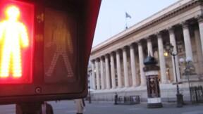 Panique mondiale sur les marchés, le CAC 40 a perdu jusqu'à 8,6% en séance