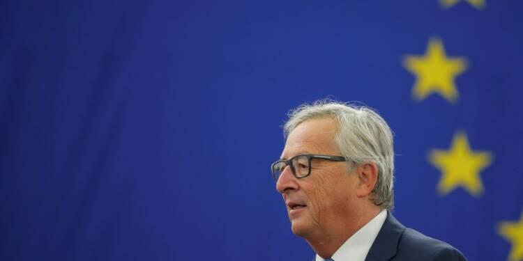 Juncker annonce le doublement de son plan d'investissement