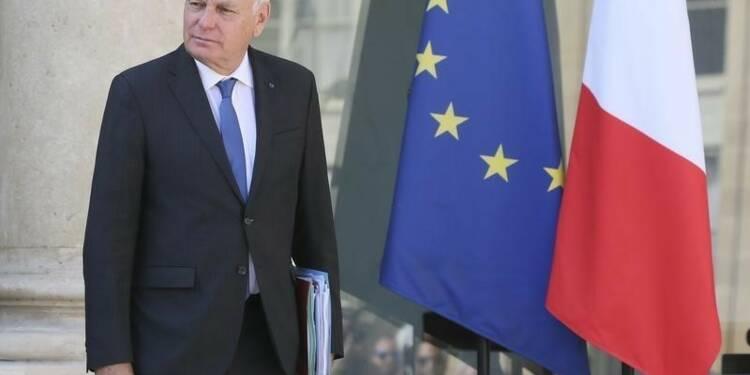 Paris demande le texte de l'accord de cessez-le feu en Syrie