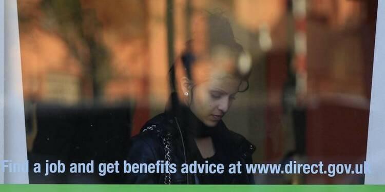 10.100 chômeurs inscrits de moins en décembre en Grande Bretagne