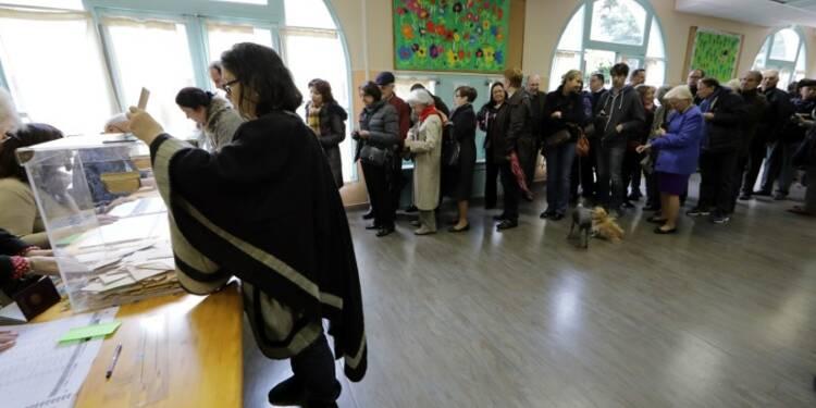 A 17h, 2,5 millions de votants dans 70% des bureaux de vote
