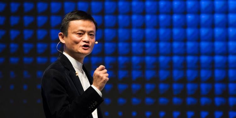 Jack Ma (né en 1964) : son site, Alibaba, offre aux PME l'accès au marché mondial
