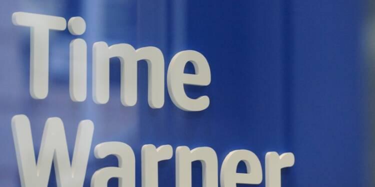 Time Warner dépasse les attentes, doute sur la fusion