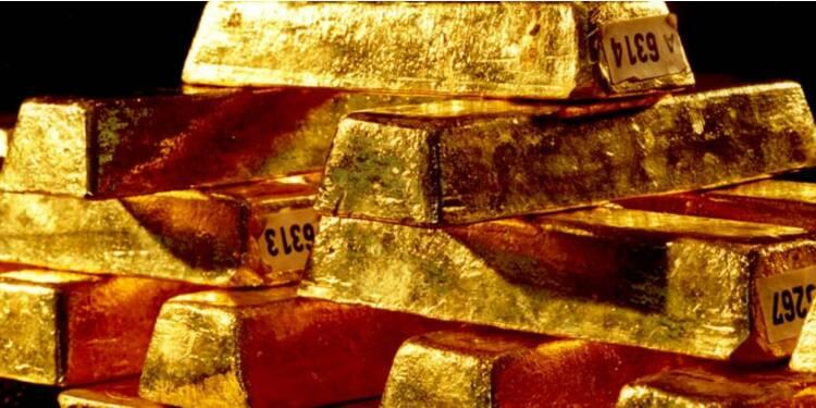 La chute des cours de l'or a fini par relancer la demande mondiale