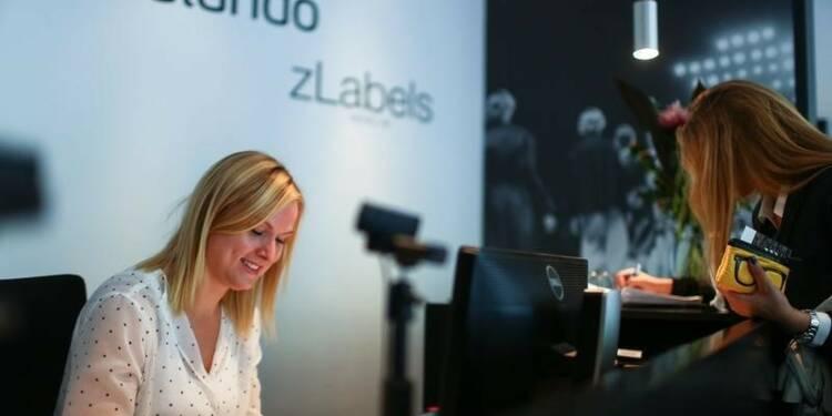 Le bénéfice de Zalando progresse mais la croissance ralentit