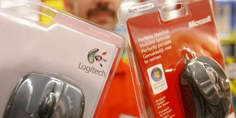 Logitech relève ses prévisions après un bon troisième trimestre