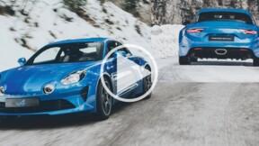 Montez à bord de la nouvelle Alpine A110 sur la route du col de Turini