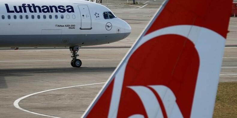 Feu vert allemand à l'accord Lufthansa-Air Berlin