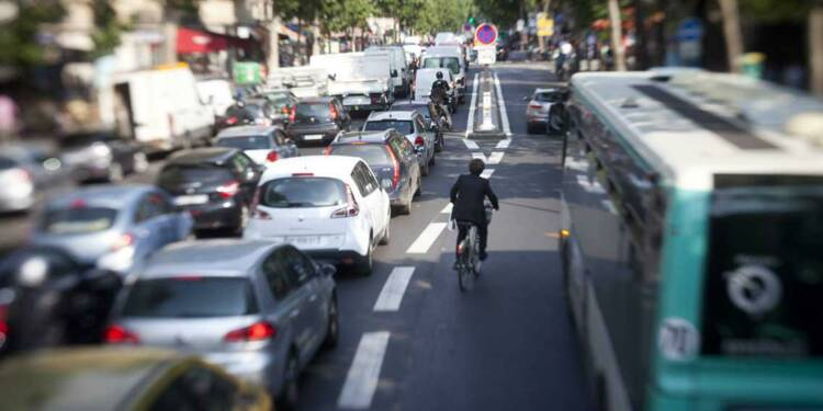 Voies sur berges : les 10 tronçons parisiens les plus saturés par Anne Hidalgo