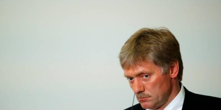 Le Kremlin étonné par les convergences de vue Trump-Poutine