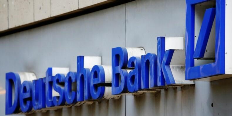 Deutsche Bank veut se restructurer plus vite