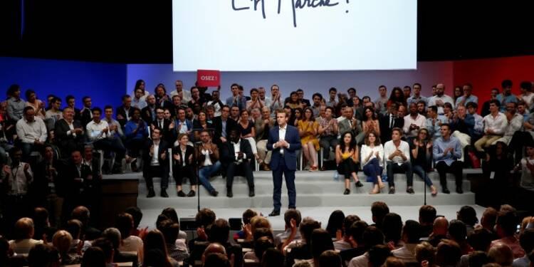 Sondage Odoxa: Macron, meilleur candidat de la gauche pour 2017