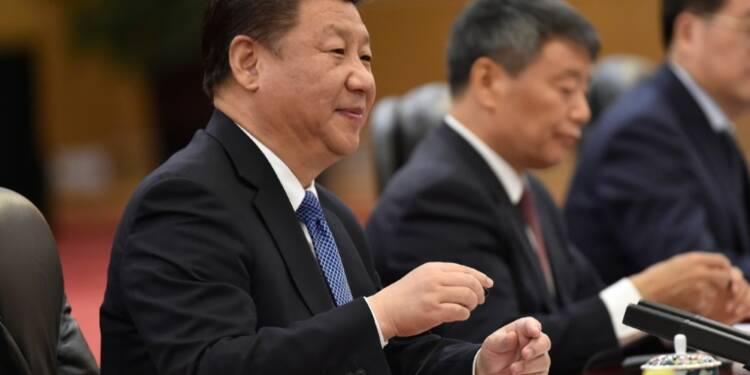 """Xi Jinping et Donald Trump d'accord pour se rencontrer """"bientôt"""""""