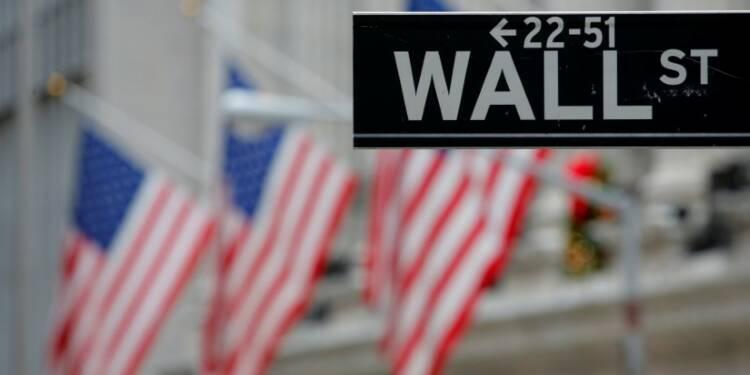 Wall Street ouvre en hausse, le Dow proche des 20.000 points