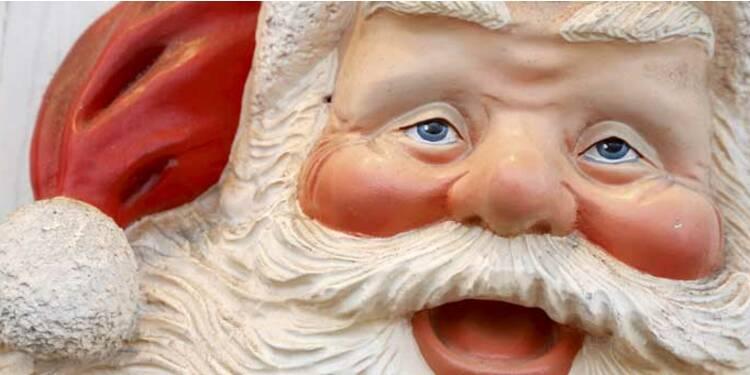 Cette année, même le père Noël se fait ubériser !