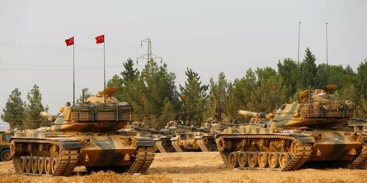 La Syrie met en garde la Turquie contre une avancée vers Alep
