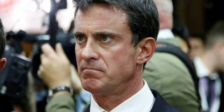 Les confidences de Hollande auraient provoqué la colère de Valls