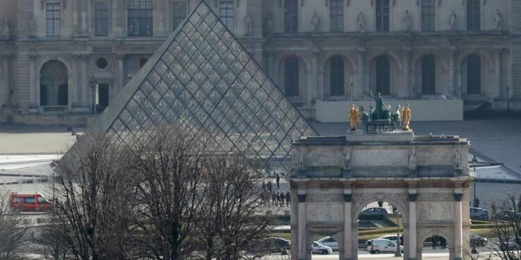 Vers la mise en examen du suspect du Louvre