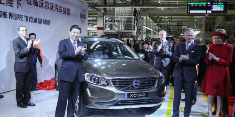 Volvo Cars accélère la délocalisation de sa production en Chine