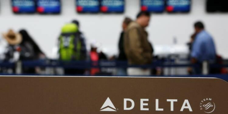 Le patron de Delta Air Lines se veut optimiste pour 2017