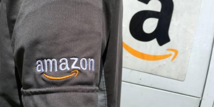 Amazon déçoit avec son CA et ses prévisions, le titre baisse