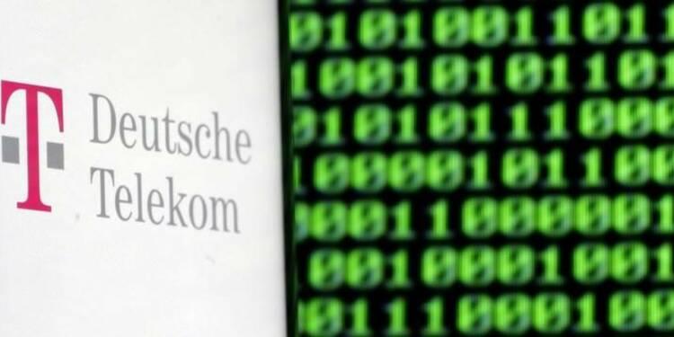 Deutsche Telekom attend une croissance ralentie de son Ebitda en 2017