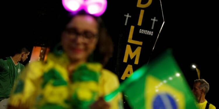 Le Sénat brésilien destitue Dilma Rousseff