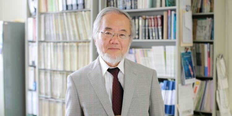 Le prix Nobel de médecine 2016 pour le Japonais Yoshinori Ohsumi