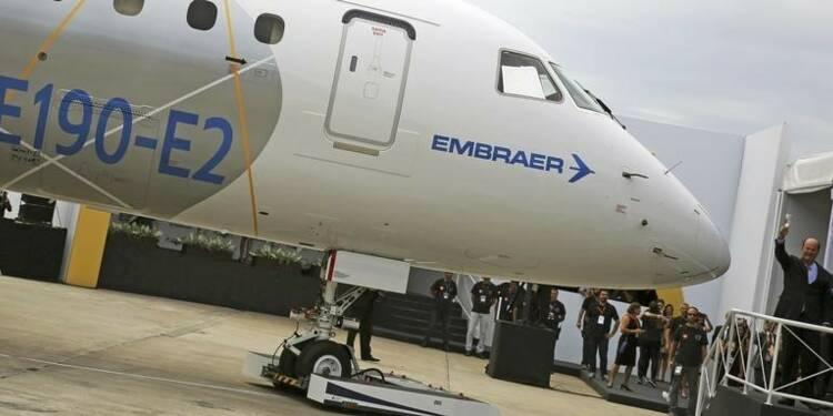 Embraer réduit ses effectifs de 8% via des départs volontaires