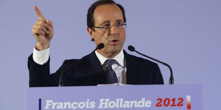 Impôt sur le revenu, ISF, succession… les mesures fiscales du candidat Hollande