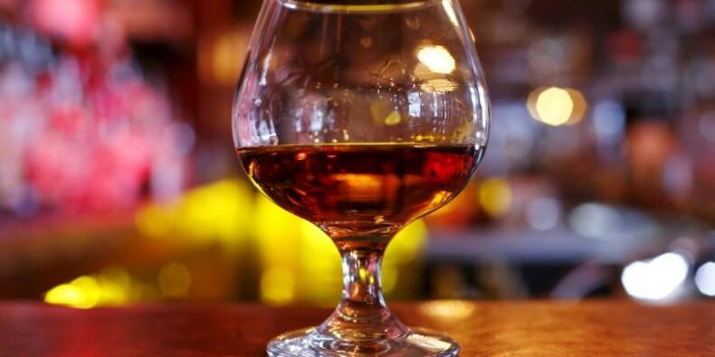 Le cognac sauve les exportations de vins et spiritueux français