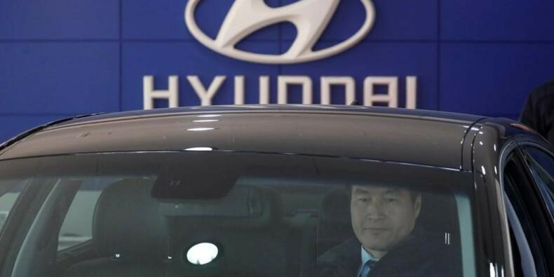 Hyundai Motor a vu son bénéfice reculer de 16% en 2016