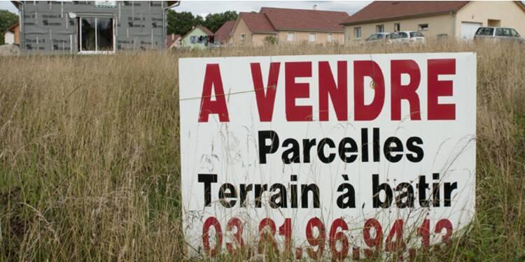 Le prix de votre terrain peut être alourdi par des travaux d'aménagement