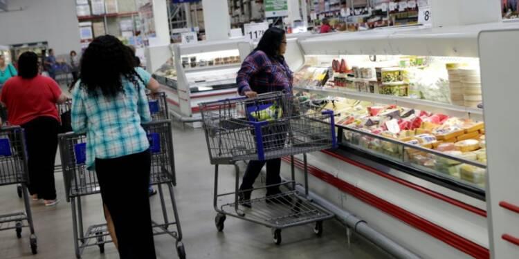 La confiance du consommateur aux USA baisse plus qu'attendu