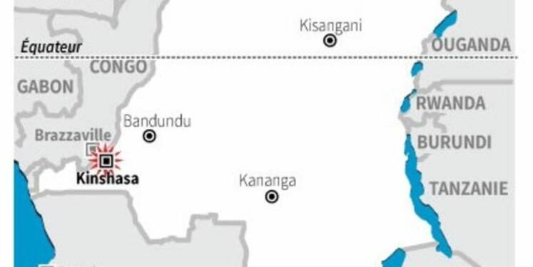 Au moins 17 morts à Kinshasa dans une manifestation anti-Kabila