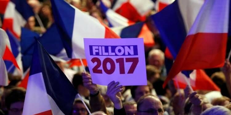 A Orléans, Fillon répète qu'il ne se soumettra pas