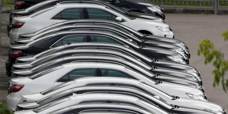 Le marché automobile russe en baisse de 5% en janvier