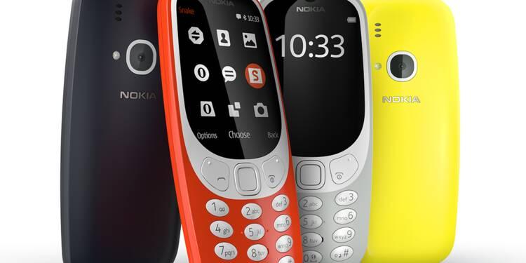 Nouveau Nokia 3310 : un pari risqué à mi-chemin entre nostalgie et modernité