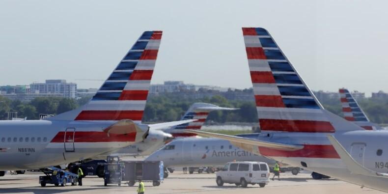 Le bénéfice trimestriel d'American Airlines dépasse les attentes