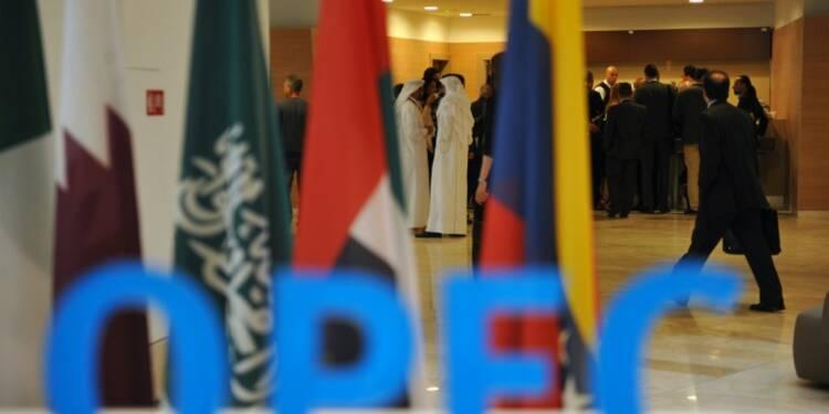 Bond du pétrole après un accord historique de l'Opep